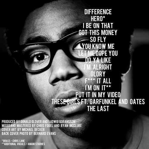 Childish Gambino – Culdesac (mixtape) | PROPR education